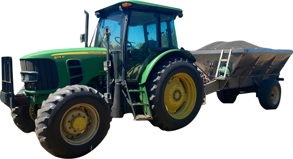 tractor-and-spreader